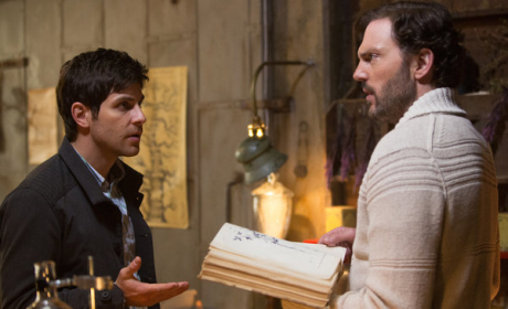 NBC Reveals Season Finale Air Dates for Grimm, Revolution and More
