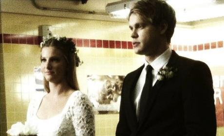 Glee Spoiler Alert: Who Will Get Married?