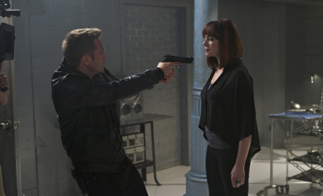 Nikita Exclusive: Melinda Clarke on Amanda's Plan to Torture Nikita