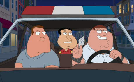 Family Guy Review: Second-Degree Burns, First-Degree Fun