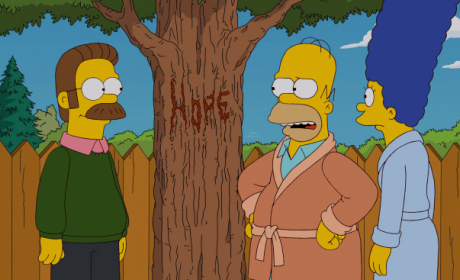 The Simpsons Review: A Sappy Story