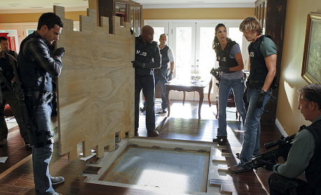 NCIS: Los Angeles Review: Hello, Mrs. Hanna!