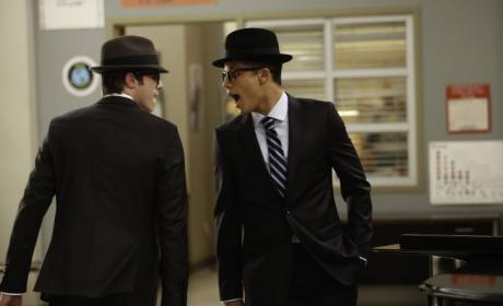 Glee Review: The League of Extraordinary Gentlemen