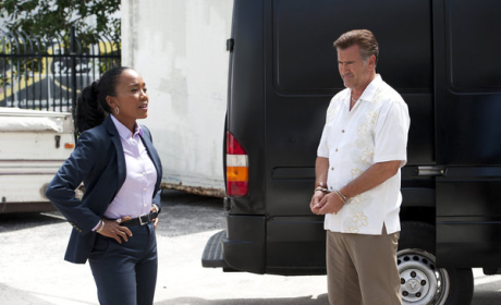 Burn Notice Review: Some Spy That I Used To Know
