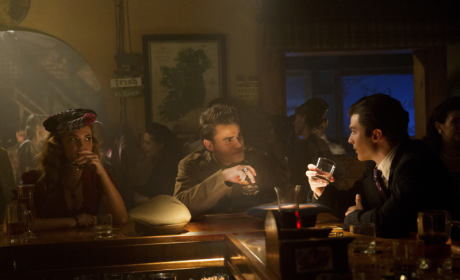 The Vampire Diaries Review: To Sire, With Love
