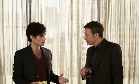 "Gossip Girl Photo Preview: ""It's Really Complicated"""