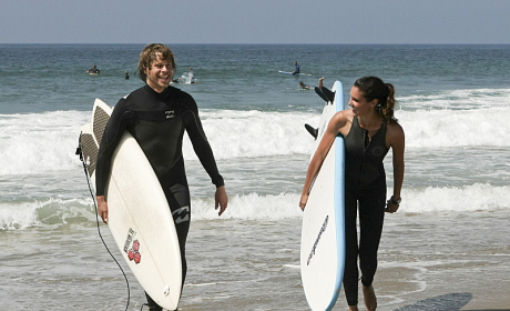 NCIS: Los Angeles Review: Shaggy, Ass Slap, Surfing and $50 Shots