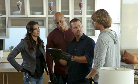 NCIS: Los Angeles Season 4 Report Card: B+
