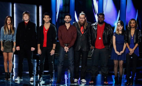 The Voice Top 8