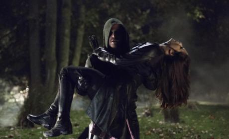Arrow Review: Revenge vs. Justice