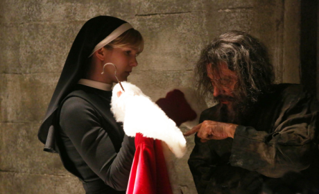 American Horror Story Review: A Briarcliff Christmas