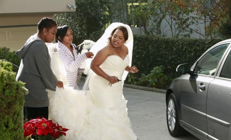 Bailey's Wedding Dress