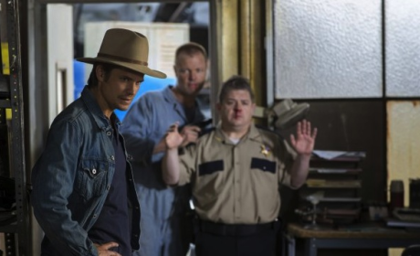 Justified Season 4 Premiere Review: Humor Me