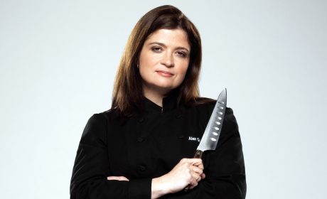 Alex Guarnaschelli Exclusive: The Next Iron Chef Speaks!