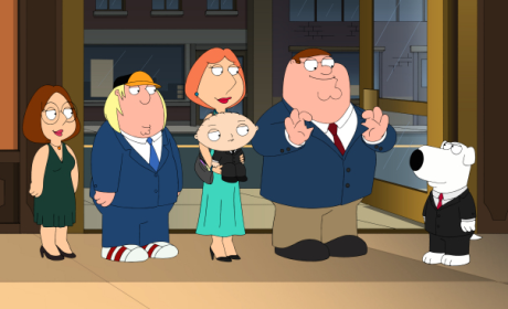 Family Guy Review: The Dog Lies Down on Broadway