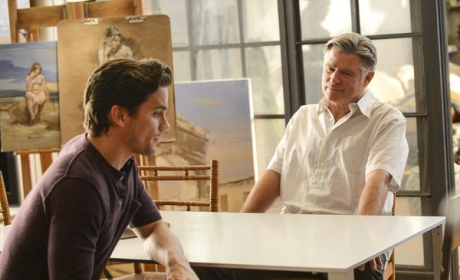 White Collar Review: My Two Dads