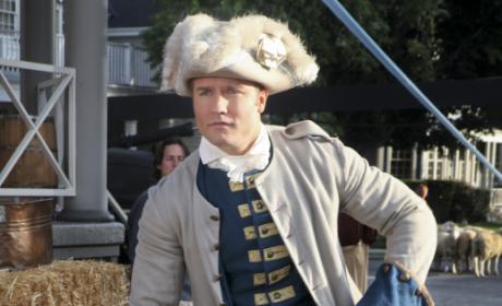 George on Pioneer Day