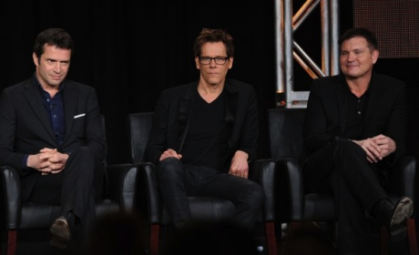 """The Following Cast and Crew Address Show Violence, """"Love Story"""""""