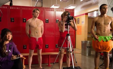 A Shirtless Sam