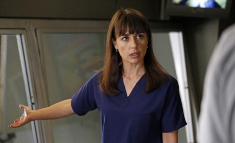 Constance Zimmer on Grey's
