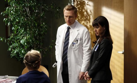 Grey's Anatomy Review: Phantoms and Flying