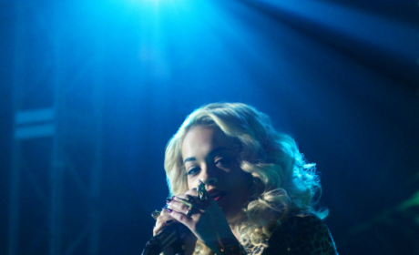 Rita Ora on 90210: First Look!