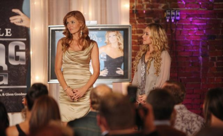 Nashville Review: Tired of Holding the Cape