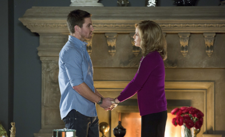 Arrow Review: Blindsided