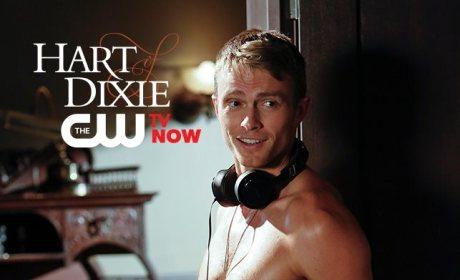 Hart of Dixie Valentine's Day Card