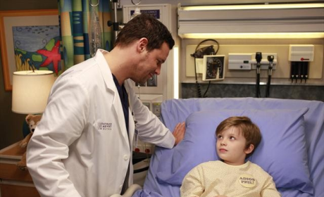 Alex With Patient