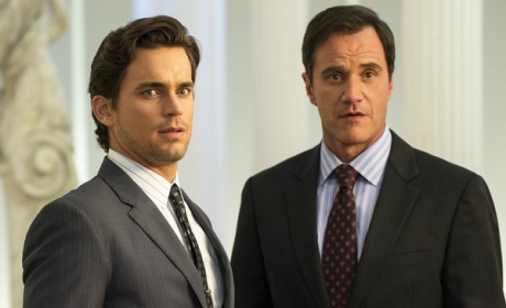 White Collar Review: Forging Bonds