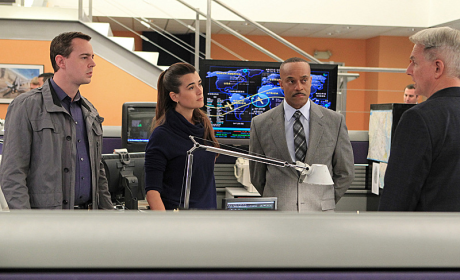 Vance, Gibbs, Ziva and Tim