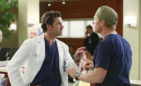 Grey's Anatomy Review: Follow the Leader