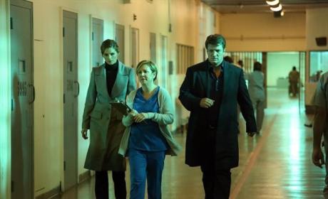 Prison Hallway Pic