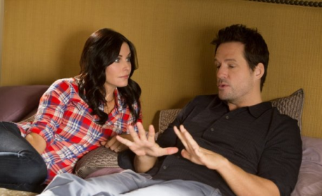Cougar Town Review: Breaking Open The Vault