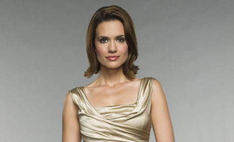 "Torrey DeVitto Speaks on ""Realistic"" Character, Fresh New Season of Army Wives"