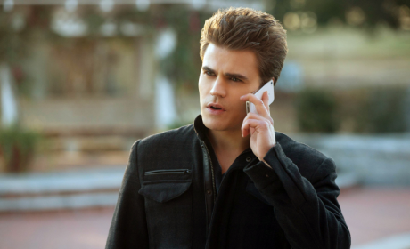 Phone Call for Stefan