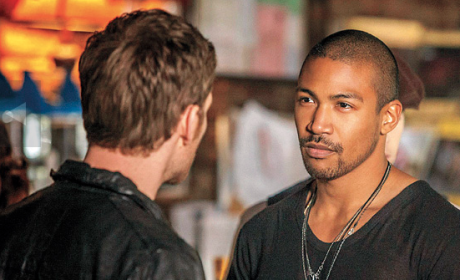 Marcel on The Originals: First Look!