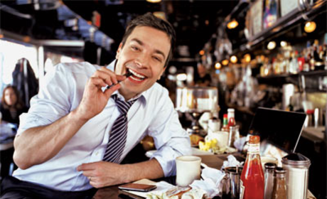 Confirmed: Jimmy Fallon to Take Over The Tonight Show in 2014