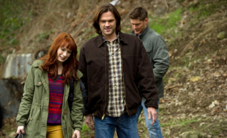 Supernatural Review: The Charlie Identity