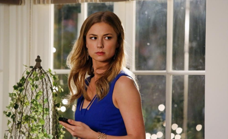 Revenge Season Premiere: Who's Getting Married?