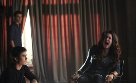 The Vampire Diaries Photo Preview: A Painful Plan