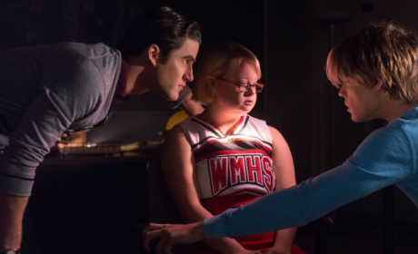 Glee Review: When The Lights Go Out At McKinley
