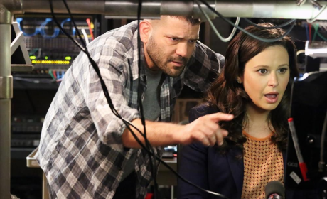 Scandal: Katie Lowes & Guillermo Diaz Talk Torture Scene, Future of Huckleberry Quinn