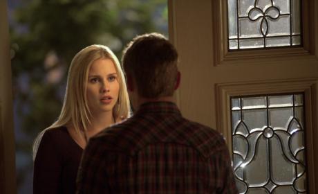 Rebekah at the Door