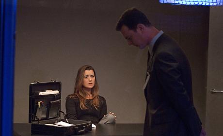 Ziva Interrogated