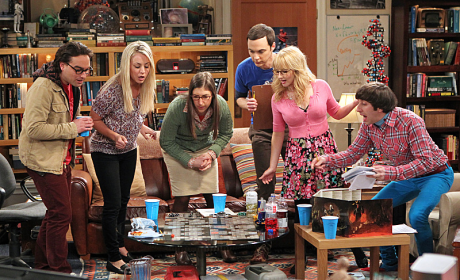 The Big Bang Theory Review: The Zachary Quinto of Change