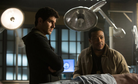 Grimm Review: Unmasked