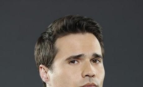 Brett Dalton as Agent Grant Ward