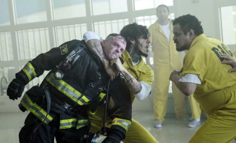 Chicago Fire Review: Trapped